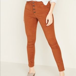 old navy corduroy pants
